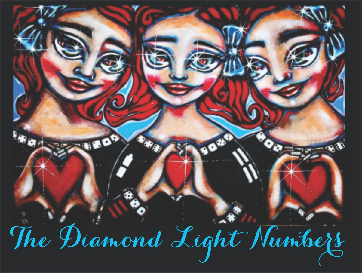 Diamond Light Numerology