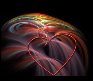 lazer heart