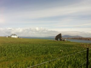 The Sacred Isle of Iona,Scotland